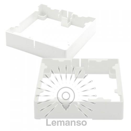 Накладная квадратная коробка 6W для ABS Lemanso / LM478