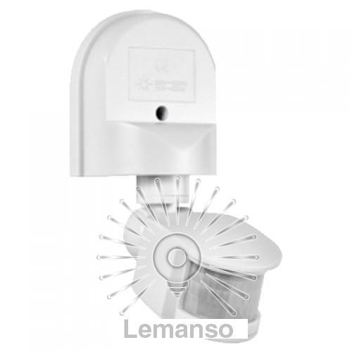 Д/движения LEMANSO LM629 180° белый