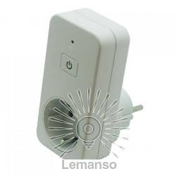 Таймер з wi-fi Lemanso LM697