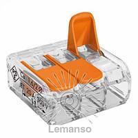 Клемма соединительная (3-я) 94V-0 Lemanso / LMA310