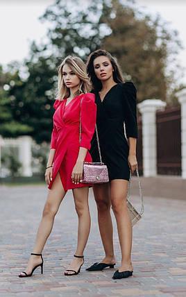 Міні-плаття жіноче AniTi 331, чорний, фото 2