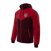 Куртки FCB M NSW WR WVN AUT CL L, фото 1