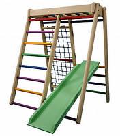 Детский спортивный комплекс для улицы и дома «Геркулес»