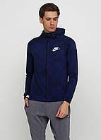 Кофти Кофта Nike M NSW AV15 HOODIE FLC FZ AOP XL, фото 1