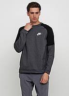 Кофти Кофта Nike M NSW AV15 CRW FLC XL, фото 1