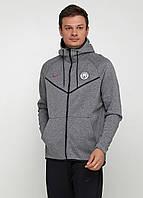 Кофти Кофта Nike MCFC M NSW TCH FLC WR AUT XL, фото 1