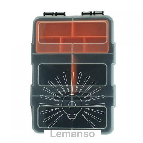 """Органайзер 156"""" 220*60мм LEMANSO LTL13033 пластик"""