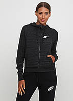 Кофта Nike W NSW AV15 JKT HD KNT, фото 1