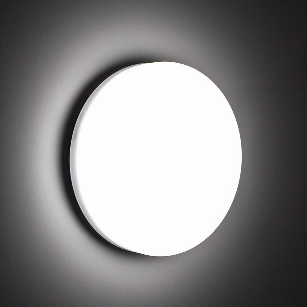 Настенно-потолочный светодиодный светильник LUMINARIA NLR 13W 220V IP44 5000K