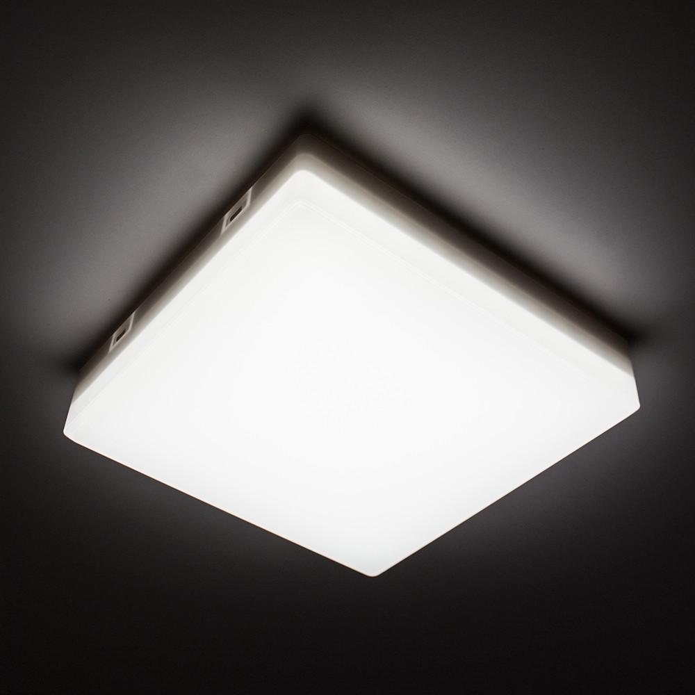 Настенно-потолочный светодиодный светильник LUMINARIA NLS 15W 220V IP44 5000K