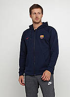 Кофти Кофта Nike FCB M NSW HOODIE FZ OPTIC L, фото 1