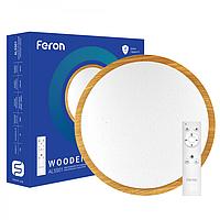 Светодиодный светильник Feron AL5501 WOODEN 36W, фото 1
