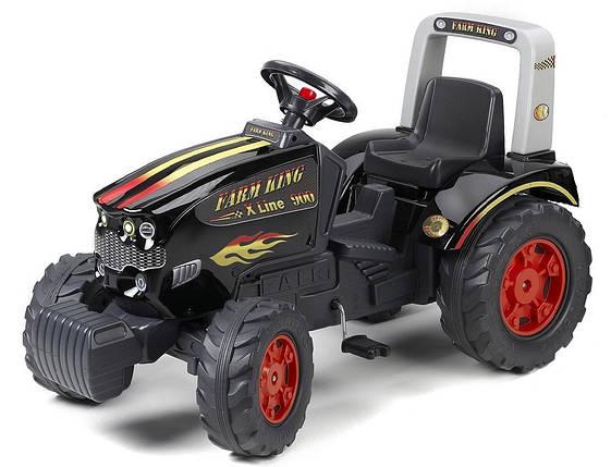 Трактор Педальный с Прицепом King Falk 1075B, фото 2