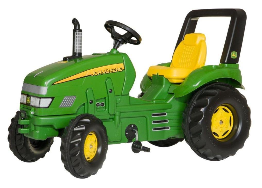 Трактор Педальный Deer X Trac Rolly Toys 035632