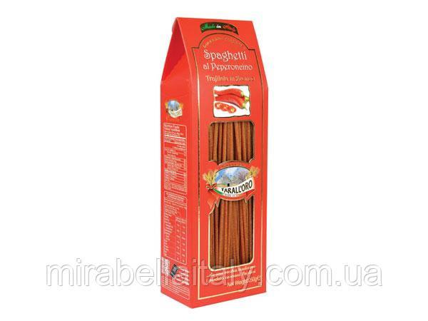 Спагетти с добавкой перца Чили.Италия