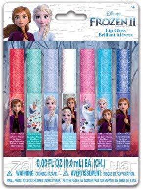 Набор блесков помад Фрозен Дисней Disney Frozen Lip Gloss девочке оригинал США