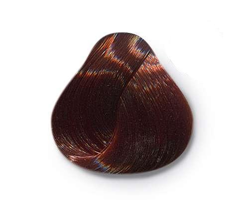 Перманентная крем-краска для волос Ollin Professional Color 6/4 темно-русый медный 100 мл
