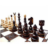 """Шахматы """"Индийские"""" большие 540*540 мм, фото 3"""