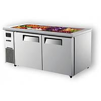 Холодильный стол саладетта KSR15-2 Turbo air (Салат-бар)