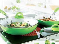 Набор сковородок Биолюкс Керама (Biolux kerama) 2 шт. (28 см. и 20 см.)