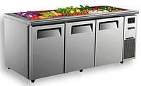 Холодильный стол - салат бар KSR18-3 Turbo air