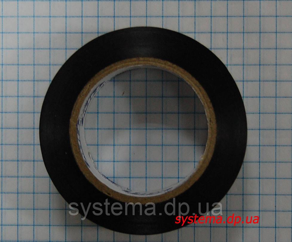 ІЗОЛЯЦІЙНА СТРІЧКА HPX 5200 ПВХ, вогнестійка, 15,0х0,15 мм, рулон 10 м, чорний