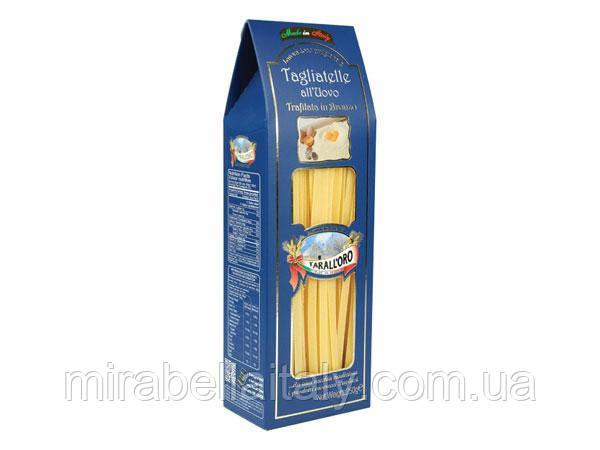 Спагетти яйцо тальятелли.Италия