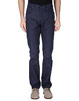 Синие брюки Wrangler