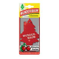 Ароматизатор елочка Wunder-Baum Cherry