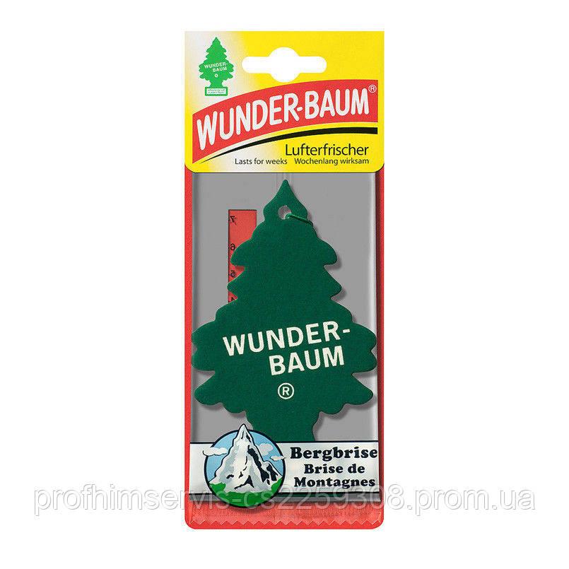 Ароматизатор елочка Wunder-Baum Mountains
