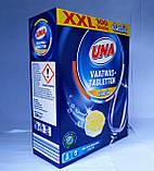 Таблетки для посудомийних машин Una Vaatwas-Tabletten Classic 100 шт., фото 3
