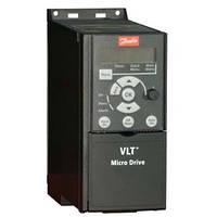 Перетворювач частоти Danfoss FC 51 0,75 кВт 220В