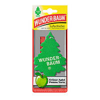 Ароматизатор елочка Wunder-Baum Green Apple