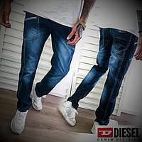 Мужские джинсы в стиле Diesel.