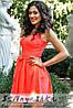 Женское нарядное платье Ляна
