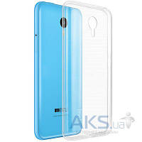 Чехол Original TPU Ultrathin Series для Meizu M2 Note Transparent
