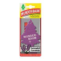 Ароматизатор елочка Wunder-Baum Lavanda