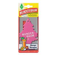 Ароматизатор елочка Wunder-Baum Mango