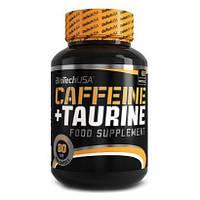 Энергетик CAFFEINE&TAURINE 60 капсул