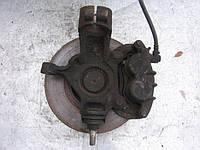 Поворотный кулак левый YC153K186AJ б/у на Ford Transit 2.4D год 2000-2006