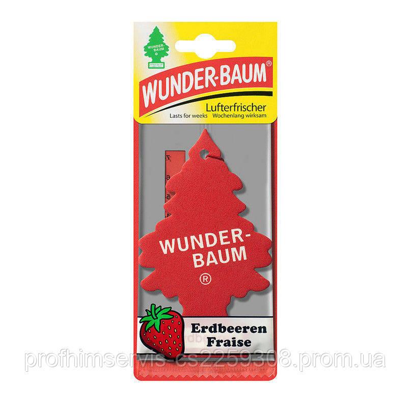 Ароматизаторы Wunder-Baum Strawberry