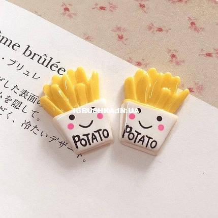 Шарм «Potato» для слайма, фото 2