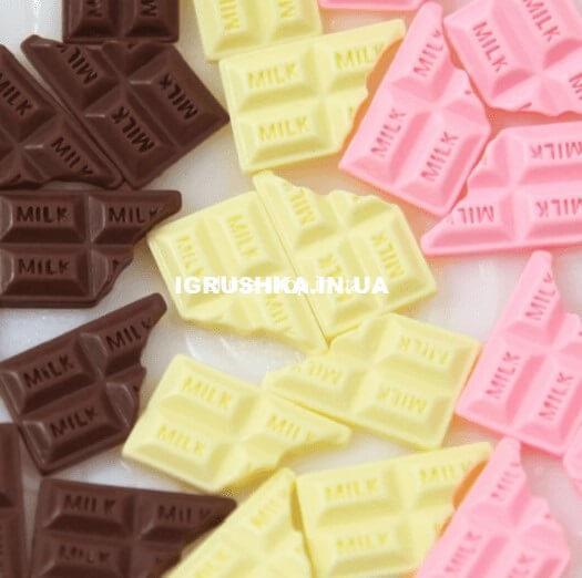 Шарм «Шоколад Milk» для слайма