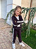 Прогулянковий костюм для дівчинки