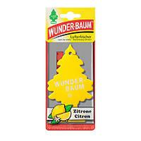 Ароматизатор в автомобиль Wunder-Baum Citron