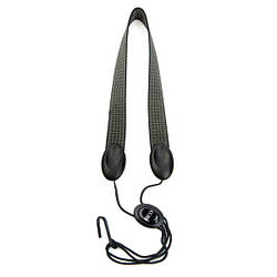 Ремінь для духових інструментів RICO SJA02 Rico Fabric Sax Strap (Industrial) with Metal Hook