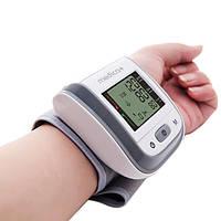 Тонометр автоматический на запястье MEDICA+ Press 402 GR с манжетой (Япония), фото 1