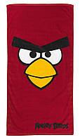 Полотенце Angry Birds Red 70x140см