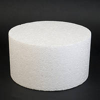 Пенопластовый фальш-ярус для торта d20 см.