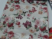 Ткань для штор и декора интерьера